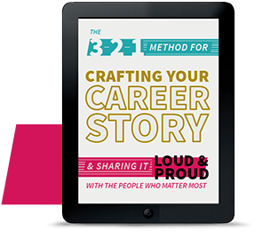 Start Your Career Story NOW! FREE Workbook