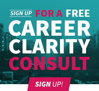 sign up for a free career clarity consult