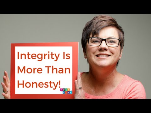 You Might Be Wrong About Integrity