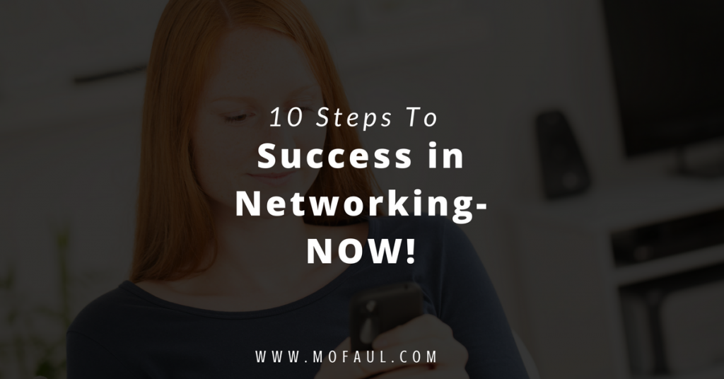 10 Ways To Network Now