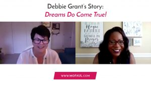 Debbie-Grant Story Dreams Do Come True