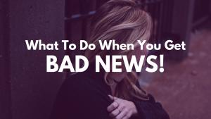 bad news breast cancer